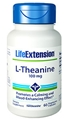 Life Extension L-Theanine, 60 caps