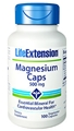 Life Extension Magnesium Caps, 500mg, 100 caps