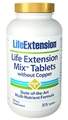 Life Extension Life Extension Mix Tabs without Copper, 315 tabs
