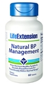 Life Extension Natural BP Management, 60 tabs