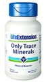 Life Extension Only Trace Minerals, 90 Vcaps