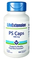 Life Extension PS (Phosphatidylserine) Caps, 100 caps