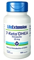 Life Extension 7-Keto DHEA Metabolite, 25 mg, 100 Vcaps