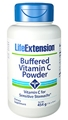 Life Extension Buffered Vitamin C Powder, 454.6 grams