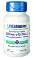 Life Extension Bilberry Extract, Certified European, 100mg, 100 Vcaps (36%)