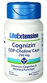 Life Extension Cognizin, CDP Choline Caps, 60 caps