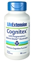 Life Extension Cognitex with Pregnenolone & Brain Shield, 90 gels