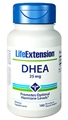 Life Extension DHEA 25 mg, 100 dissolve in mouth tablets