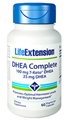 Life Extension DHEA Complete, 100 mg 7-Keto & 25 mg DHEA, 60 Caps