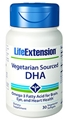Life Extension DHA, Vegetarian Sourced, 60 gels