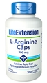 Life Extension Arginine Caps, 700mg, 200 caps
