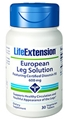 Life Extension European Leg Solution featuring Certified Diosmin 95, 600mg, 30 Vcaps