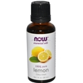 NOW Lemon Oil, 1oz, 100% Pure