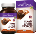 New Chapter  LifeShield Liver Force  60 Vcaps