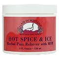 Montana Emu Ranch  Hot Spice & Ice Herbal Pain Reliever  4 oz
