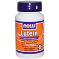 NOW Lutein Esters, 10mg, 120gels