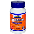 NOW Lycopene, 20mg, 50 gels