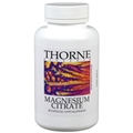 THORNE RESEARCH   Magnesium Citrate   90s