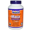 NOW Maca Organic Pure Powder, 7 oz