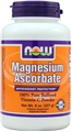 NOW Magnesium Ascorbate Powder, Pure, 8oz