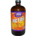 NOW MCT Oil, 32 oz, 100% Pure