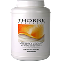 THORNE RESEARCH   MediPro Vegan All-In-One Shake Vanilla  30 Servings