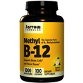 Jarrow Formulas Methyl B-12 1000mcg, 100 lozenges