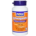 NOW Ashwagandha, 450mg, 90Vcaps