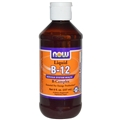 NOW B-12, Liquid B-Complex, 8oz
