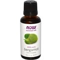 NOW Bergamot Oil, 1oz, 100% Pure