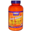 NOW Beta-Alanine Powder, 500 g, 17.6 oz