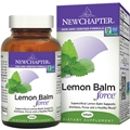 New Chapter  Lemon Balm Force  30  liquid capsule