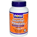 NOW Ascorbyl Palmitate, 500mg 100caps