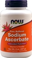 NOW Sodium Ascorbate Powder, 8oz, Pure