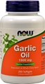 Garlic Oil 1500 mg, 250 softgels