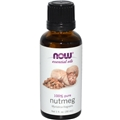 NOW Nutmeg Oil, 100% pure, 1 oz.
