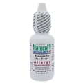 Natural Ophthalmics  Allergy Eye Drops  0.5 oz