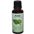 NOW Tea Tree Oil, Organic, 1oz