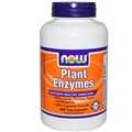 NOW Plant Enzymes, 240 Vcaps