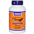 NOW Phase 2, Starch Neutralizer, 500mg, 120 Vcaps