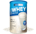 Country Life Biochem  Whey Protein Natural Flavor  12.3 oz