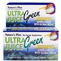 Nature's Plus Ultra Juice Green bilayered tablets, 90 caps