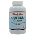 Protocol for Life  Ortho Multi Greens Iron-Free  180 Caps