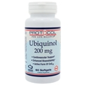 Protocol for Life  Ubiquinol 200mg  60 sg
