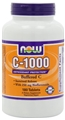 NOW C-1000 Complex 180 tabs, with 250mg Bioflavonoids