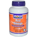 Now Red Omega,  90 Softgels