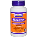 NOW Relora, 300mg, 60 Vcaps, Stress & Appetite Control