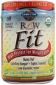 Garden of Life Raw Fit, Marley Coffee, 451 g