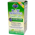 Garden of Life Raw Probiotics Colon Care, 30 Caps