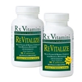 Rx Vitamins  Revitalize No Iron  90 Caps